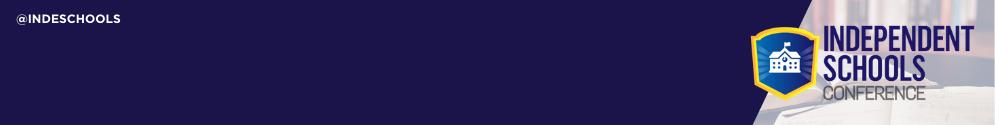 Independent Schools webinar - GovNet