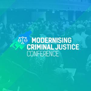 GovNet Events - Modernising Criminal Justice