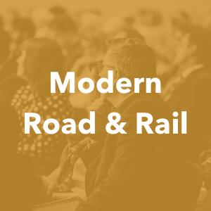 GovNet Events - Modern Road & Rail